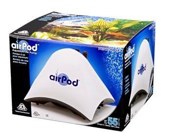 Air Pod Pump for 55 Gallon Aquariums