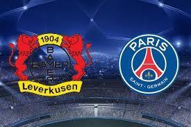 PSG vs Leverkusen 4-0