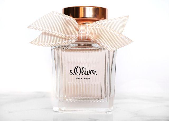 S.Oliver Eau De Toilette. Award Winning Parfum