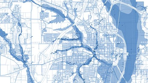 What is a flood map? How can you tell if I am in a flood zone? Give us a call and we will be happy to look it up and tell you! https://www.floodsmart.gov/floodsmart/pages/understanding_flood_maps/understanding_flood_maps.jsp