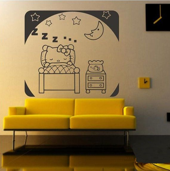 154 best Nursery Wall Decals images on Pinterest | Child room, Kid ...