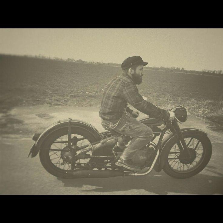 simson awo 425 t 50s motorcycle oldtimer retro vintage rockabilly