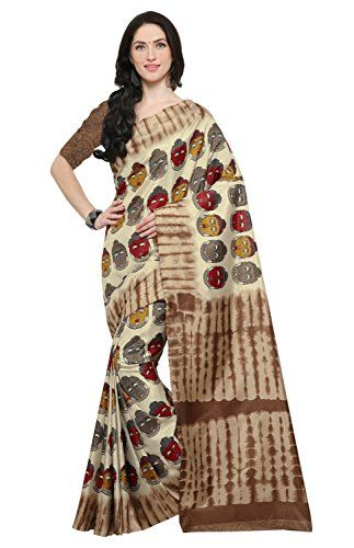 "Rajnandini Women's Silk Kalamkari Printed Saree(JOPLEI1010_Beige_Free Size) - Dear customer you can visit our store at AMAZON for different types of Varity of sarees like chiffon, Crepe Silk ,Tussar silk,Cotton Silk Sarees,Silk Sarees,Kota Doria Saree as well as dress materials, Kurtis, Leggings etc by clicking on above hyperlink ""Rajnandini"". You can buy with confidence w..."