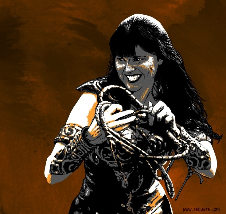 1000+ Images About Xena On Pinterest