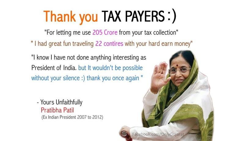 President of India.