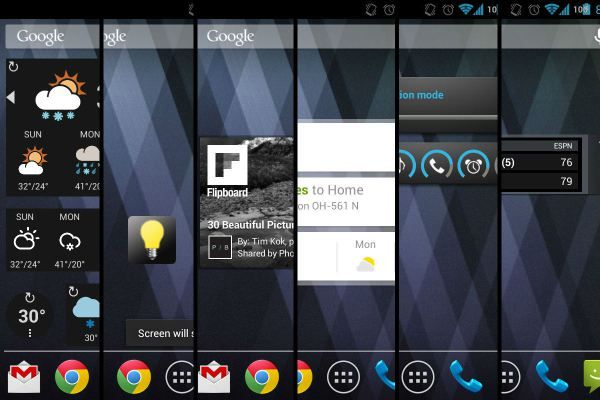 The 13 Best Android Widgets for 2013