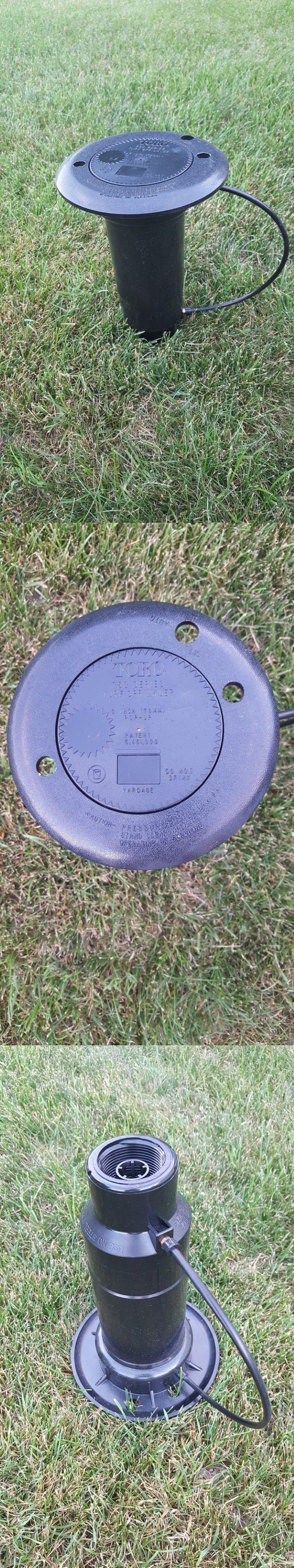 Lawn Sprinklers 20542: Toro Golf Irrigation Sprinkler Heads -> BUY IT NOW ONLY: $80 on eBay!