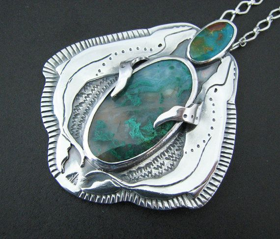 Humpback whale statement necklace by prox