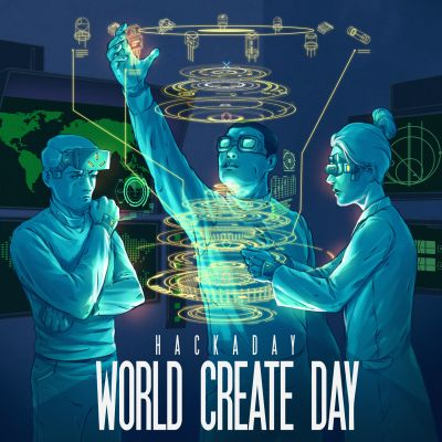 World Create Day: Get Together and Hack on April 22nd From: http://ift.tt/2o19pr7 - https://www.kali.org