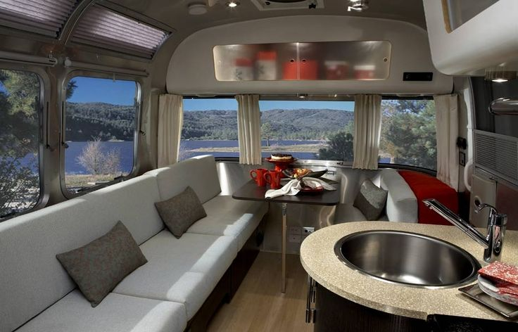 20 best images about dream rv on pinterest nelson for Airstream decor