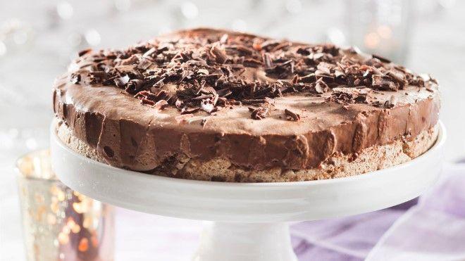Jäädytetty suklaamoussekakku - K-ruoka