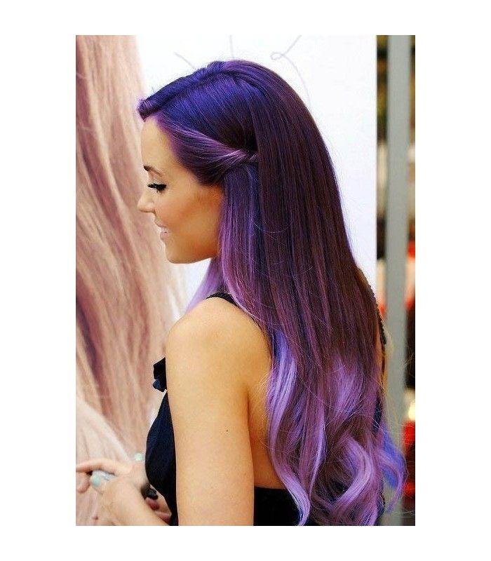 Tintes Directions Violet los colores de pelo mas actuales.
