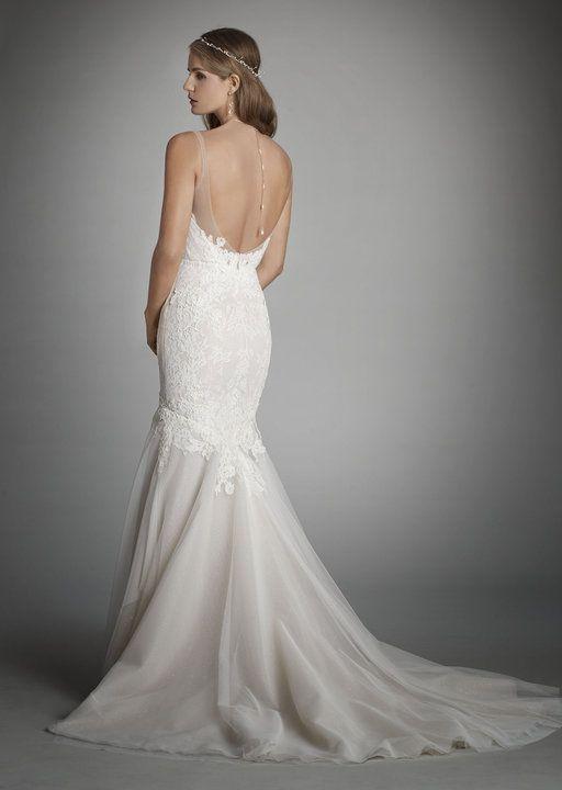 391 best Alvina Valenta images on Pinterest | Wedding frocks, Short ...