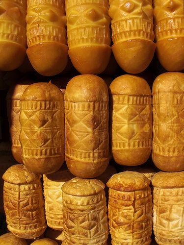 Oscypek - is a smoked cheese made of salted sheep milk exclusively in the Tatra…