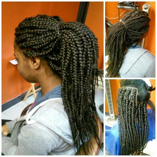 Crochet Braids Dmv : braids for kids box braides kayla hair black haircut hairs styles hair ...