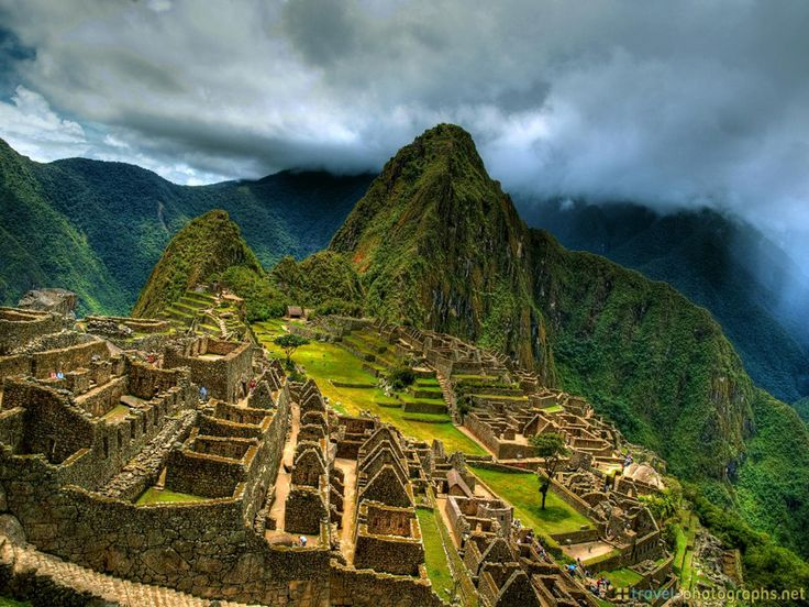 Travel Photo of the Day: Machu Picchu in the Cloudy Andes Mountains