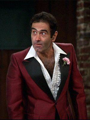 THEN: Dan Hedaya as 'Nick Tortelli' | 'Cheers' Cast Then & Now ...
