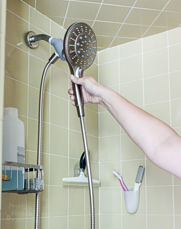 Perfect Showerhead For A Small Shower With Images Small