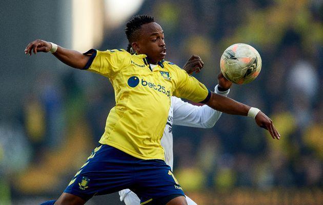 SA footballer 'racially abused' in Europa League game