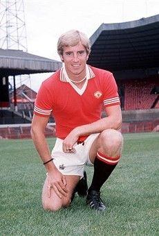 Colin Waldron Manchester United 1976