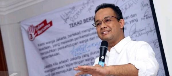 Anies Tak Rubah Strategi Kampanye di Putaran Dua Pilgub DKI