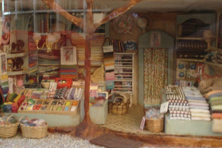 De stoffenwinkel