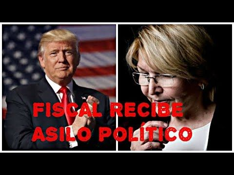 ULTIMA HORA:EEUU CONCEDE ASILO POLÍTICO A FISCAL GENERAL - VER VÍDEO -> http://quehubocolombia.com/ultima-horaeeuu-concede-asilo-politico-a-fiscal-general    !EXCLUSIVA! El gobierno de los Estados Unidos ha concedido asilo político a la Fiscal General Luisa Ortega.Se estima que el miercoles abandonara bogota para mudarse a washington donde será su nueva residencia indefinida. Créditos de vídeo a Popular on YouTube – Colombia YouTube channel