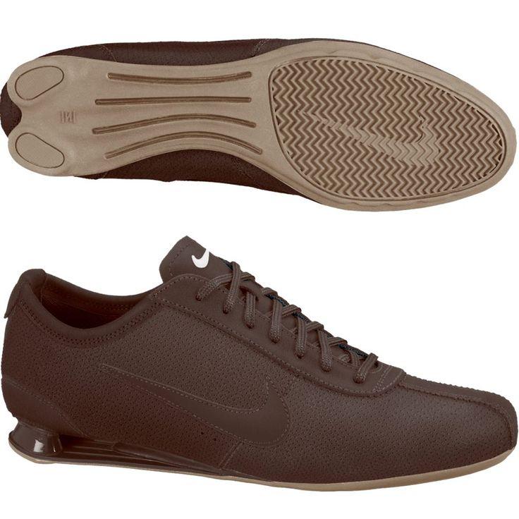 Nike Shox Rivalry Braun Schuhe Sneaker Turnschuhe Sportschuhe