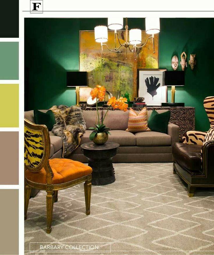 1000 ideas about gama de verdes on pinterest tonos - Gama de verdes ...
