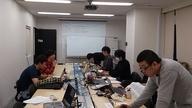 【バンタンゲームアカデミー】卒業修了制作展『Vantan Student Final 2013』Game Programmer 「ゲーム開発中」