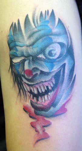Jamie Cross - Happy Birthday Clown
