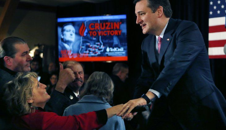 MANCHESTER, N.H. &#8212 Donald Trump may have come out of New Hampshire with the victory, but Sen. Ted Cruz has emerged as the Republican front-runner.