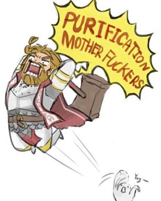 Dota2 omni knight!