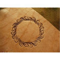 Leathercraft stamp Logo stamp leathercraft tools leather craft tools leather working tools leather tools leather mold