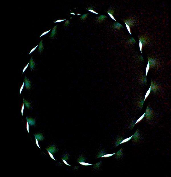 Glow Hula Hoops