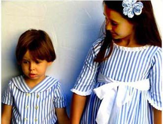 Paloma Enseñat vestidos comunion y de calle