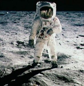 Neil Armstrong, 1969