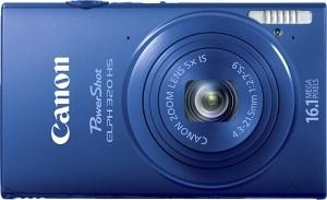 Canon Power Shot 16.1 Megapixel Digital Camera, now $214.99!