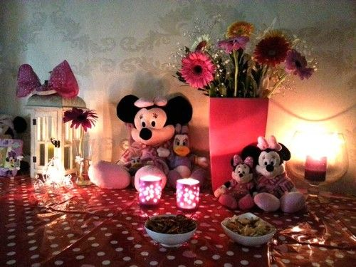 το παρτι της Ελινας - Elina's Minnie Mouse Party