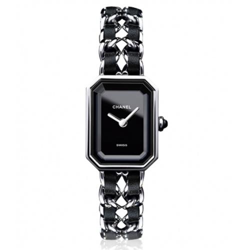 Replica Chanel Premiere Classic Black Ladies Watch H0451 ...