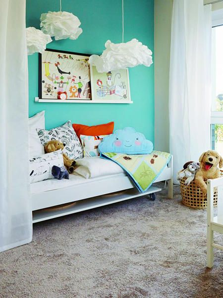 23 best Kinderzimmer images on Pinterest Child room, Decorating - wohnideen 50m