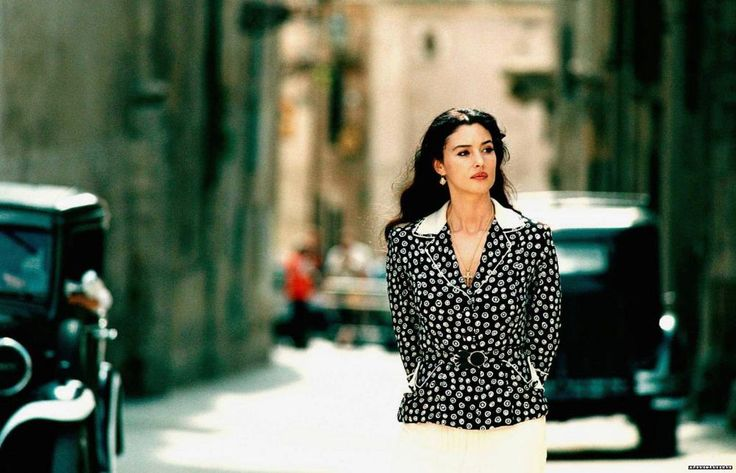 Movie Posters: Monica Bellucci as Malena Scordia - Malena Movie Stills 2000