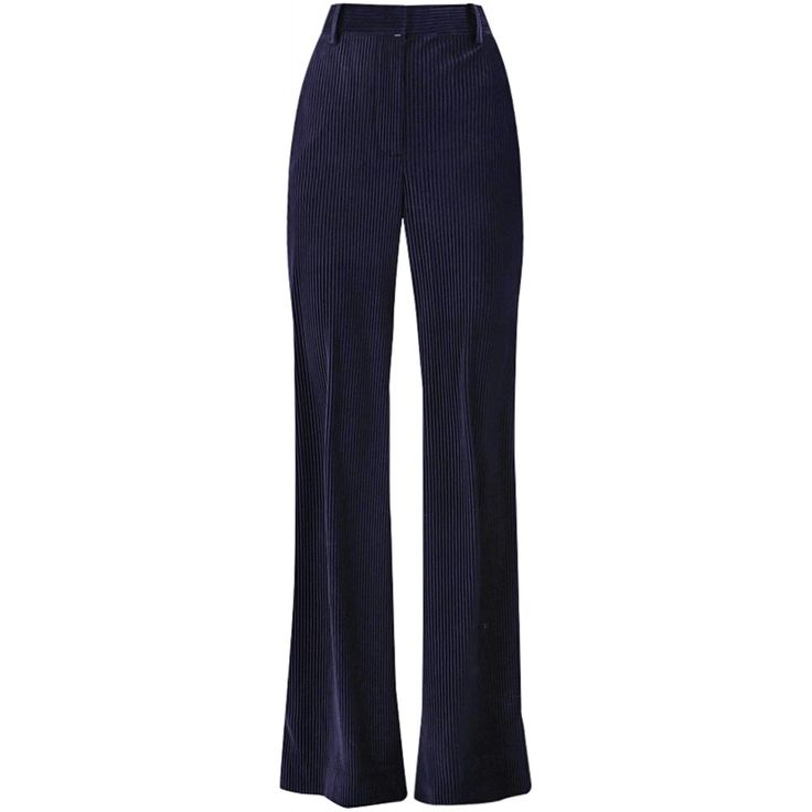 Acne Studios - Navy Tessel Cord Trousers