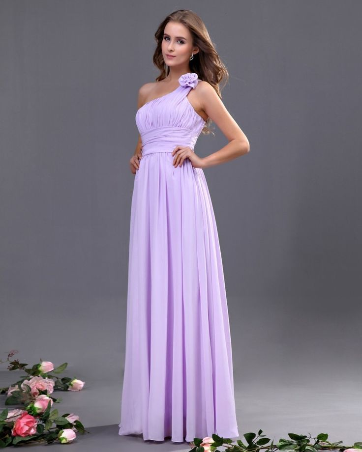 14 best Spectacular Lilac Bridesmaid Dresses images on Pinterest ...