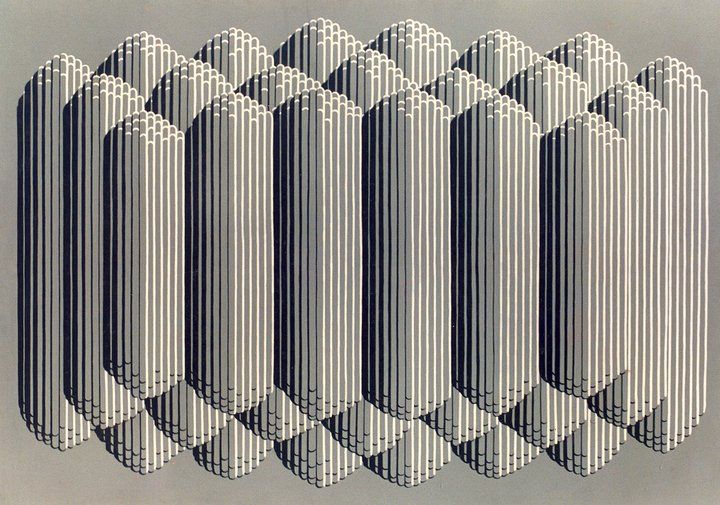 PABLO SIQUIER, geometric abstraction