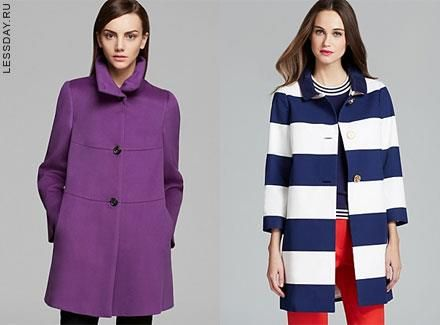 Пальто известных итальянских дизайнеров