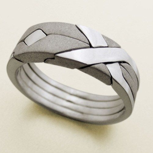 laser etched aquatic ring 28 unique wedding rings for men