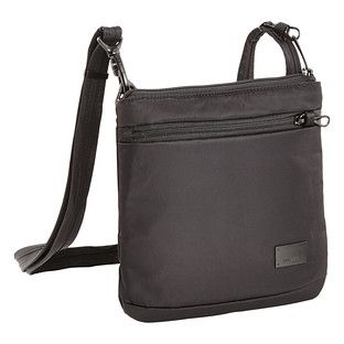 Citysafe Anti-Theft Crossbody. Great resource for travelers!