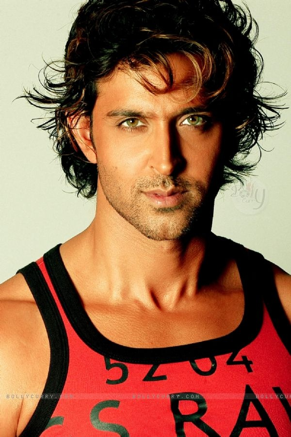 Hrithik Roshan. One of the best Bollywood actors. :-D