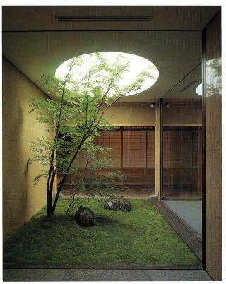 京都 坪庭